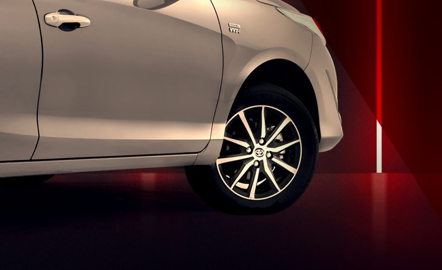 Toyota Yaris 2020 Model
