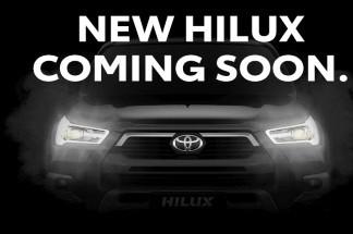 Hilux E (Standard)